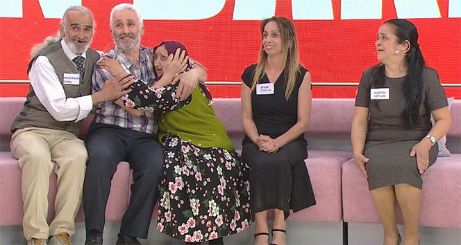 85 yaşındaki anne, 60 yıl sonra evlatlık verilen oğlunu Müge Anlı'da buldu