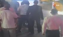 Ünlü iş adamının yeğenine silahlı saldırı anı kamerada