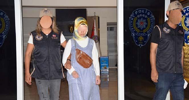Aranan FETÖ üyesinin evinden, para listesinin yer aldığı ajanda çıktı