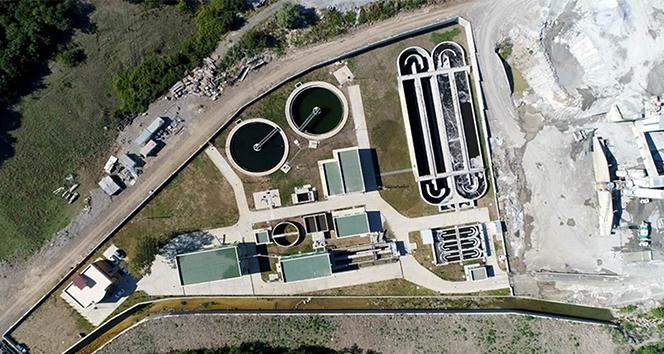 24 bin ton atık çamur, çimento fabrikalarına yakıt oluyor