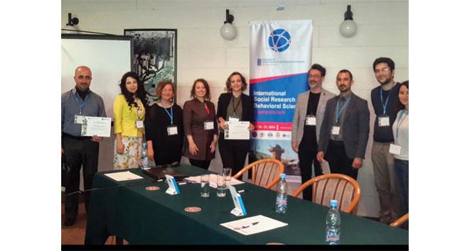 Uluslararası Sosyal Araştırmalar ve Davranış Bilimleri Sempozyumu gerçekleşti