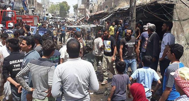 Halep'in doğusunda patlama: 5 yaralı