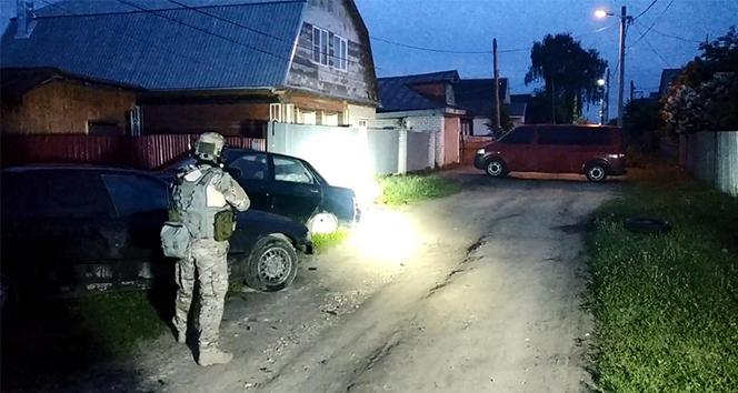 Rusya'da DEAŞ'ın hücre evine operasyon