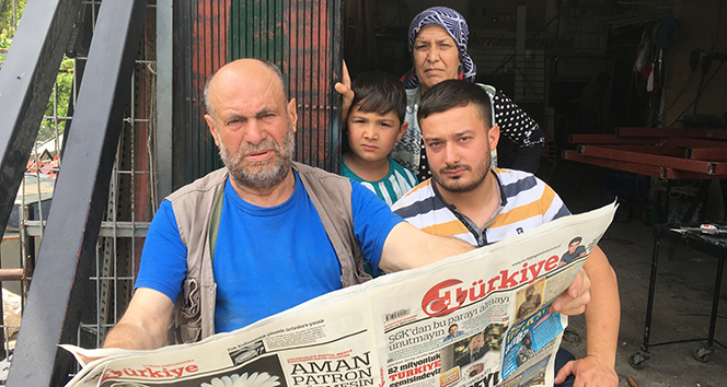 Babadan oğula, dededen toruna 'Türkiye' aşkı