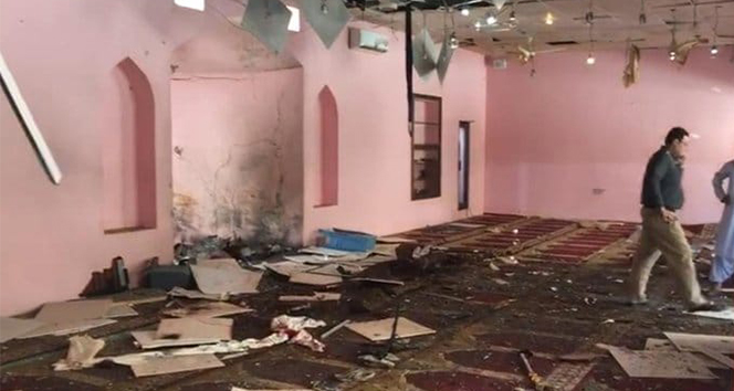 Pakistan'da camide patlama, çok sayıda ölü ve yaralı var