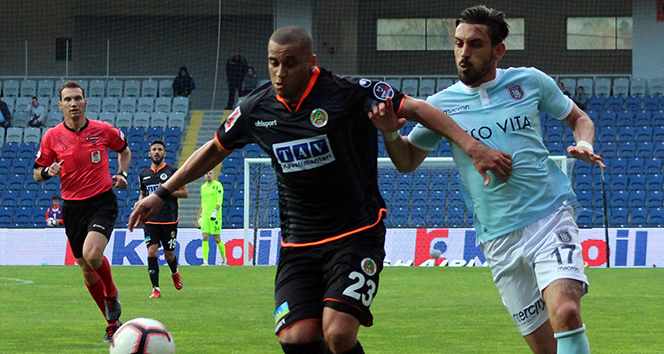ÖZET İZLE: Başakşehir:1-1 Alanyaspor Maç Özeti ve Golleri İzle | Başakşehir Alanya Kaç Kaç Bitti !
