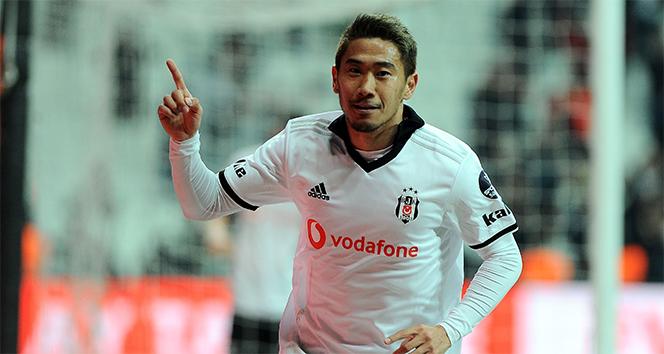 Kagawa Beşiktaş'a veda etti