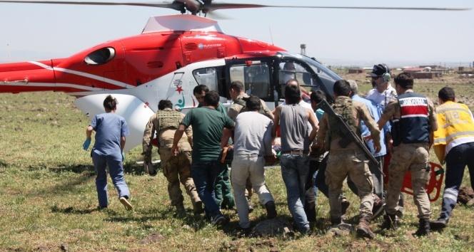 Diyarbakır'da silahlı kavga: 1'i ağır 2 yaralı