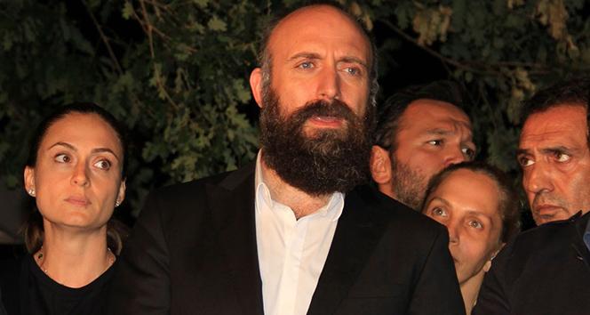 Ünlü oyuncu Halit Ergenç saldırıya uğradı