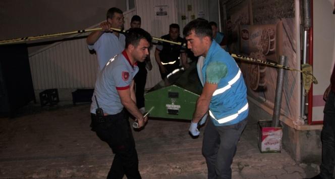Karaman'da asansörle duvar arasına sıkışan işçi feci şekilde can verdi