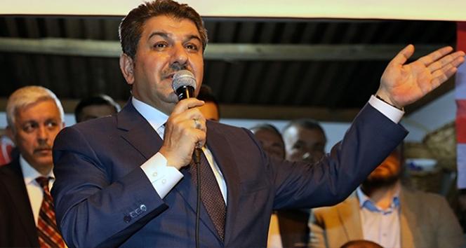 Esenler Belediye Başkanı Göksu'ya provokatif söylemde bulunan vatandaş CHP'li çıktı