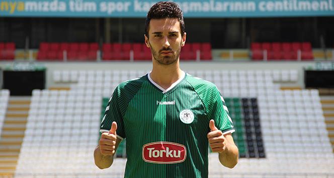 Boşnak yıldız Bajic yeniden Konyaspor'da