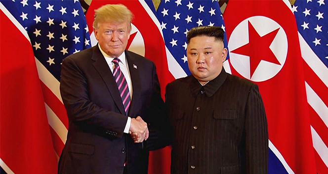 Trump: 'Kim Jong'dan güzel bir mektup aldım'
