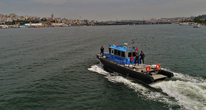 İstanbul Boğazı'nın koruyucuları Deniz Polisleri
