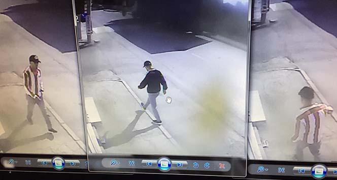 En yakınındaki kişi hırsız çıktı! Bacadan halatla indiler, çelik kasayı patlattılar