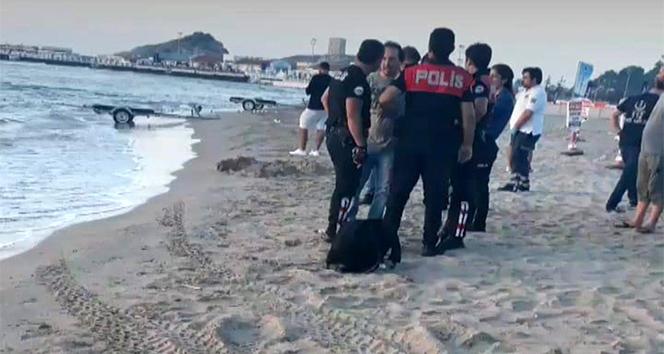 Şile'de denize giren 17 yaşındaki genç boğuldu