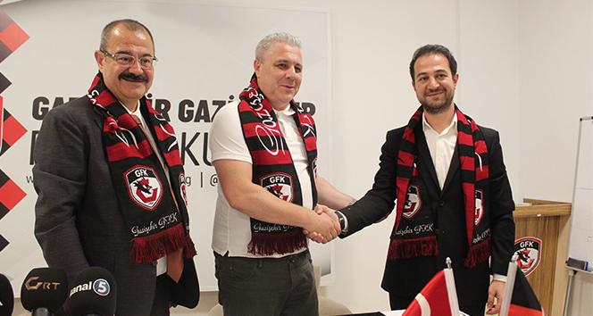 Gazişehir Gaziantep, Sumudica ile sözleşme imzaladı