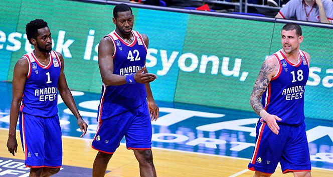Final serisinde avantaj Anadolu Efes'in