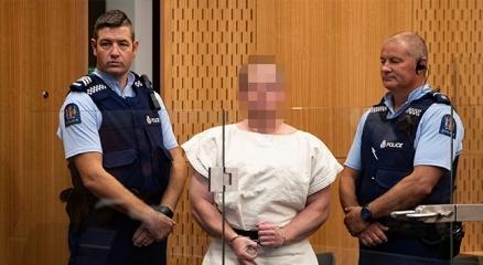 Yeni Zelanda saldırganından pes dedirten ifade