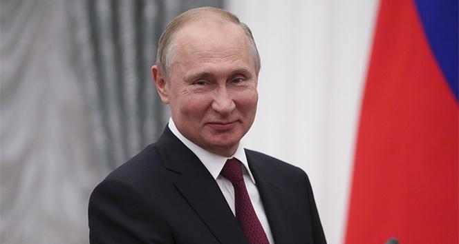 Putin, 2020'de 10 milyon Ruble kazandı