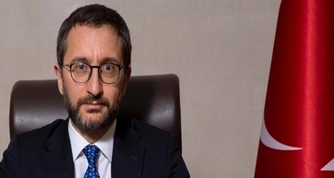 Cumhurbaşkanlığı İletişim Başkanı Altun, Murat Alan'a yapılan saldırıyı kınadı