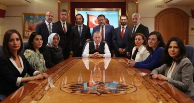 Cumhurbaşkanı Erdoğan'dan Fransa'ya tepki: Doğu Akdeniz'de sizin ne işiniz var?