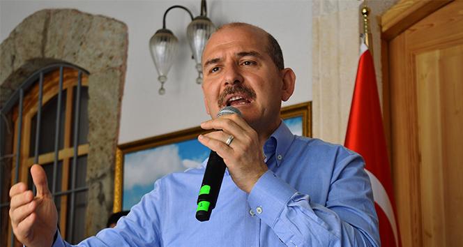 İçişleri Bakanı Soylu: 'Yılbaşından bu yana kadar 49 üst düzey terörist ölü ele geçirildi'
