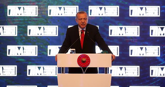 Cumhurbaşkanı Erdoğan: 'İhracatçılarımız döviz alırken binde 1'lik kambiyo vergisi ödemeyecek'