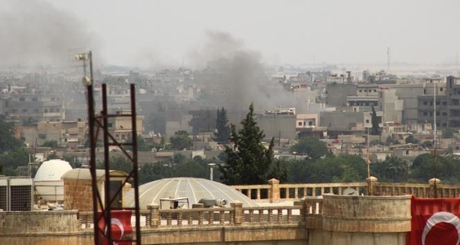 Kamışlı'da YPG noktasına bombalı saldırı: 2 yaralı