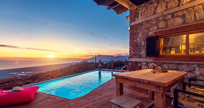 Yeni nesil tatil anlayışı: Havuzlu villa kiralama