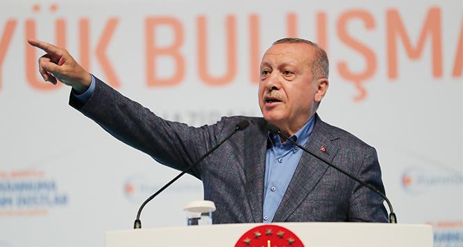 Cumhurbaşkanı Erdoğan: 'Tarih Mursi'nin şehadetine yol açan zalimleri asla unutmayacaktır'