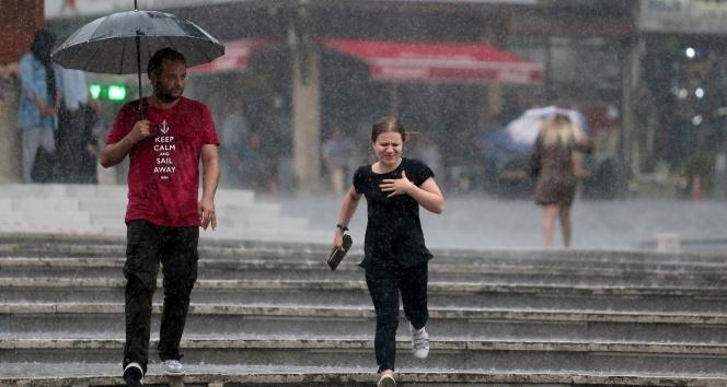 Bugün İstanbul'da hava nasıl olacak? 17 Temmuz hava durumu