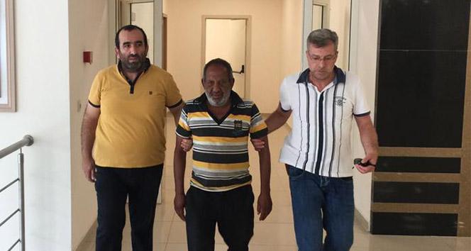 Suç makinesi Turgutlu'da yakalandı