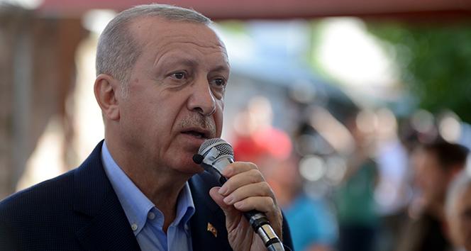 Cumhurbaşkanı Erdoğan: Normal bir ölüm olduğuna inanmıyorum