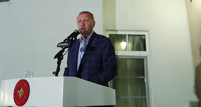 Cumhurbaşkanı Erdoğan: 'S-400 işi bizim için bitmiştir, kapanmıştır'