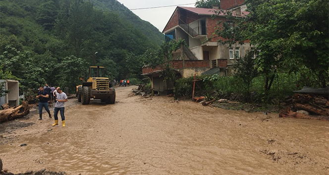 Meteoroloji Trabzon için sarı alarm verdi