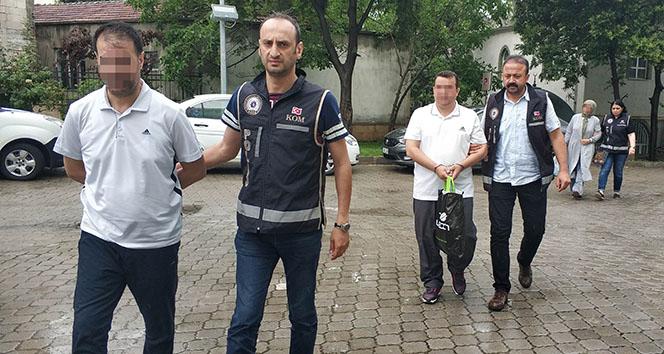 FETÖ'nün örgüt evlerine operasyon: 4 gözaltı