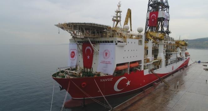 Türkiye için tarihi an! Yavuz demir aldı geliyor