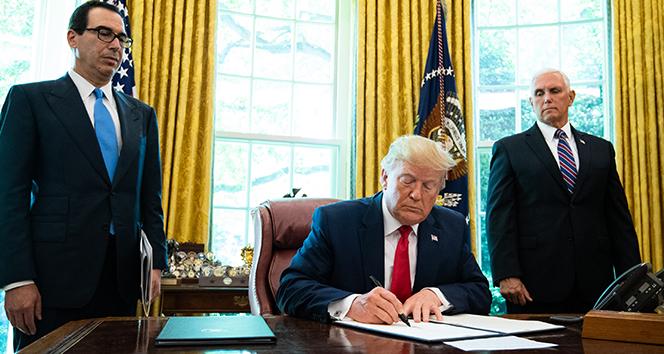 ABD'nin yeni yaptırımları İran'ın dini lideri Hamaney'i hedef alıyor