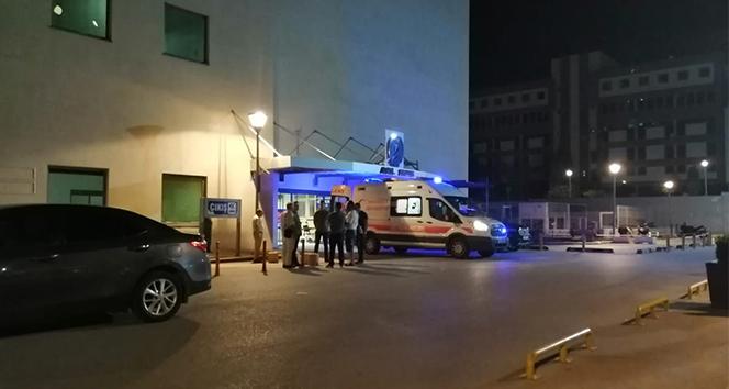 Kaymakamın iki oğlu bıçaklı kavgada yaralandı