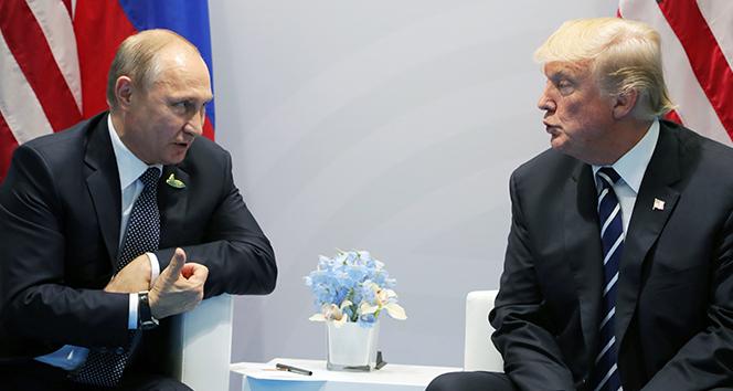 Kremlin: 'G20 Zirvesi'nde Putin ve Trump görüşmesi için çalışmalar devam ediyor'