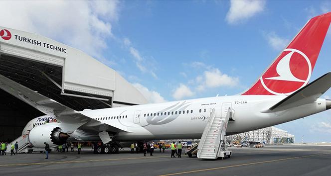 THY'nin yeni uçağının ismi 'Maçka' oldu
