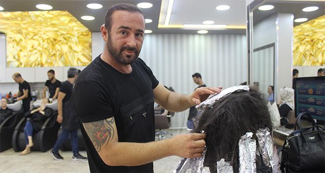 Ünlü kuaför Hüseyin Polat, 2019'un saç trendlerini anlattı