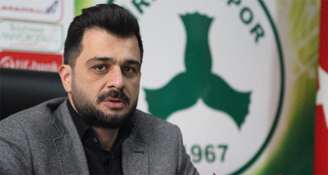 Sacit Ali Eren: 'Resmi imzaları temmuz ayının başında atmayı planlıyoruz'