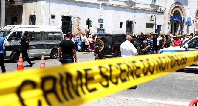 Tunus'taki intihar saldırılarında 1 ölü, 8 yaralı