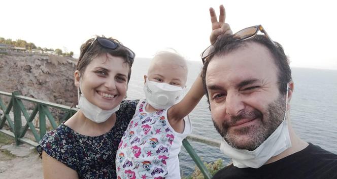 Öykü Arin'den annesine zor soru: 'Bütün çocuklar eve gitmiş, ben niye hastaneye gidiyorum?'