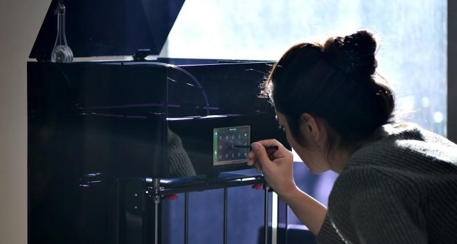 Ücretsiz 3D yazıcı gençlerin hizmetine sunuldu