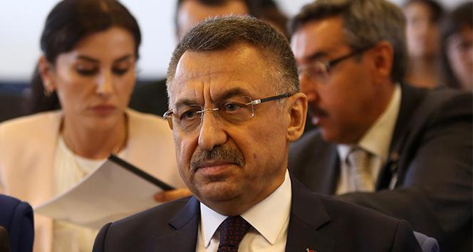 Cumhurbaşkanı Yardımcısı Fuat Oktay, 11. Kalkınma Planı hakkında bilgi verdi
