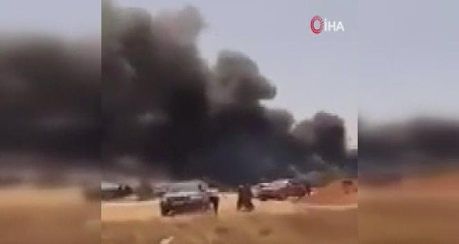 Libya'da cenaze merasimine intihar saldırısı: 5 ölü