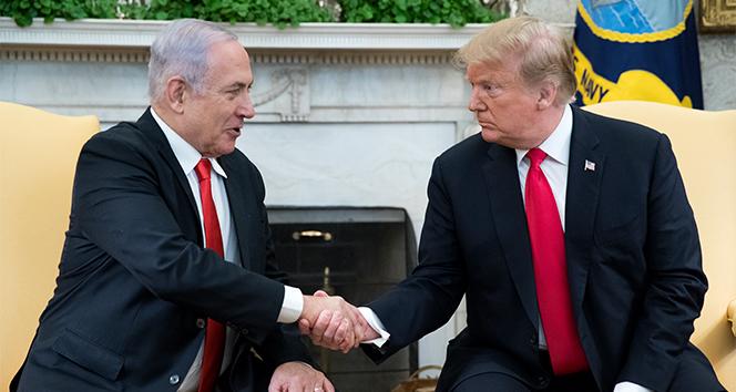 Trump ile Netanyahu 'İran' üzerine konuştu